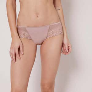 Cotton Shorty - Antique rose