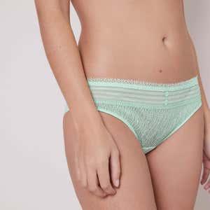 Culotte - Vert d'eau