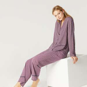 Pyjamahemd - Nymphéa
