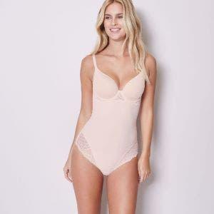 Bodysuit - Blush