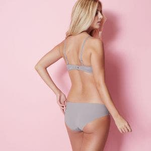 Soutien-gorge push-up triangle - Silver Collector
