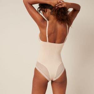 Bodysuit - Peau Rose