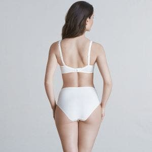 Culotte taille haute - Naturel