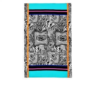 Sarong - Imprimé Noir Blanc