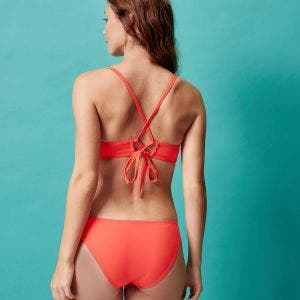 Haut de maillot de bain triangle sans armature - Clémentine