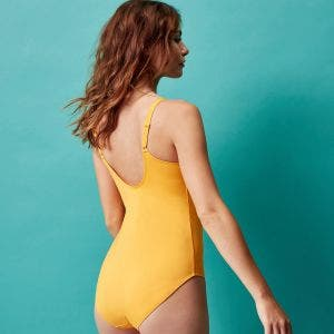 Underwired one-piece swimsuit - Soleil