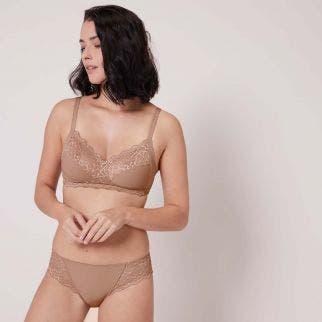 Beha zonder beugels - Preppy Nude