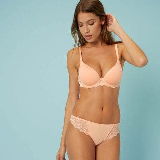 3D plunge bra - Palm beach