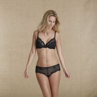 Full cup bra - Black