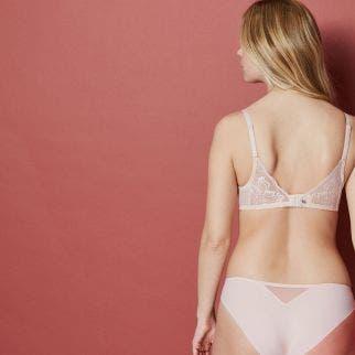 Soft cup bra - Aurore