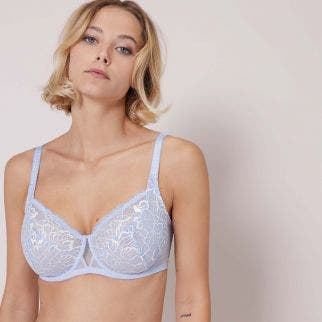 Full cup support bra - Frozen