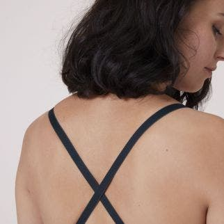 Soutien-gorge push-up triangle - Gravity
