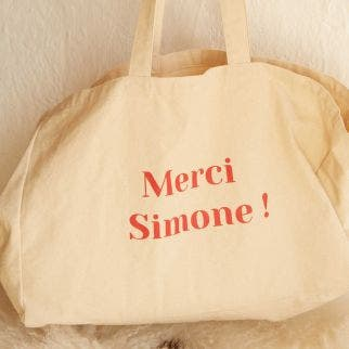 Merci Simone Tote bag - divers