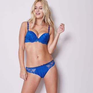 Push-up bra - Blue