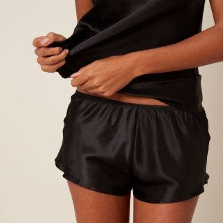 Night short - Black