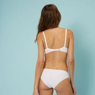 Taillen-Slip - Weiß