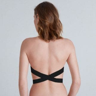 Plunging back accessory - Black