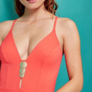 Signature one-piece swimsuit - Clémentine