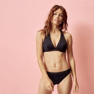 Underwired bikini triangle - Black