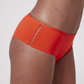 Bikini shorty - Amalfi Orange