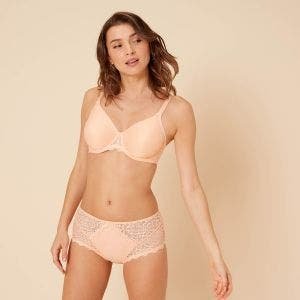 Rigid moulded bra - Palm beach