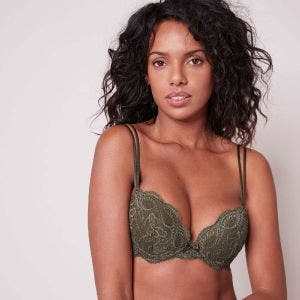 Soutien-gorge push-up - Safari