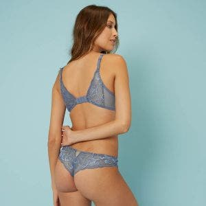 Tanga - Platinum blue