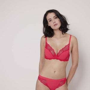 Soutien-gorge push-up triangle - Good mood