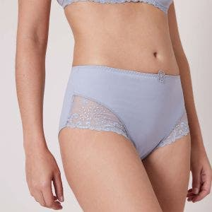 High-waist brief - Cloud