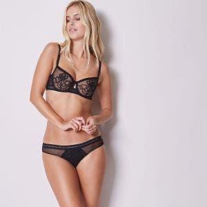 Bikini brief - Black