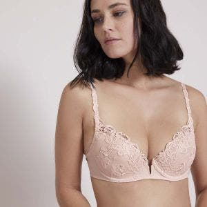 Push-up bra - Blush