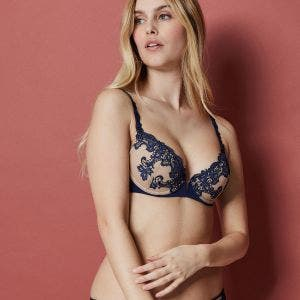 Push-up-BH - Marine Blau