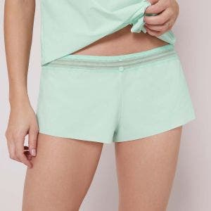 Night short - Sea green