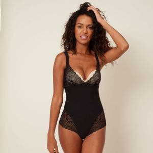 Body shapewear - ZWART