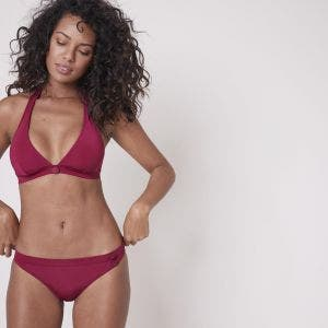 Bikini brief - Cranberry