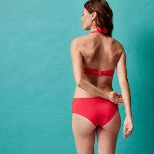 Shorty de bain - Cerise