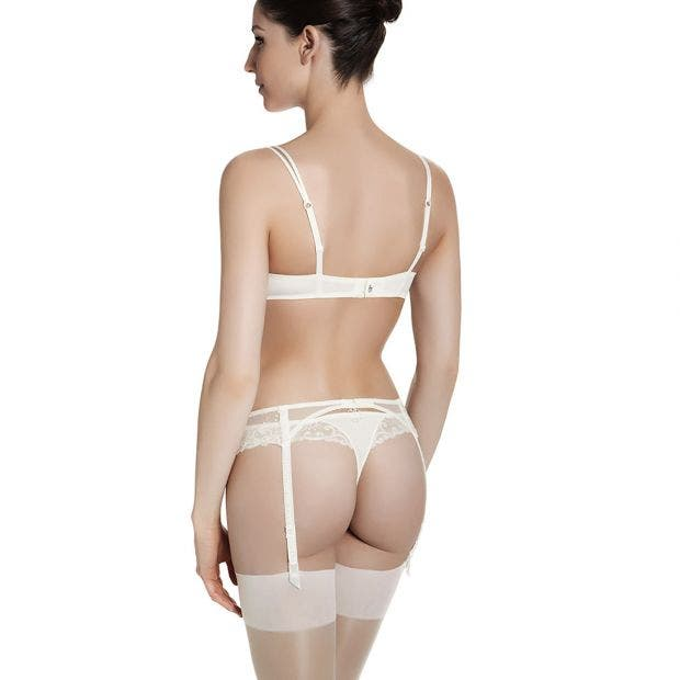 choose authentic choose latest prevalent Push-up with racerback bra - Natural