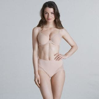T-ShirtBH, Herzform - Skin Rosé