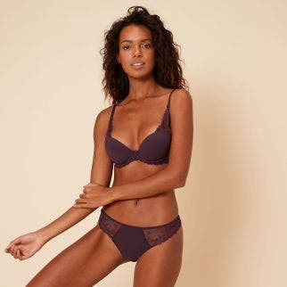Soutien-gorge push-up - Hypnotic purple
