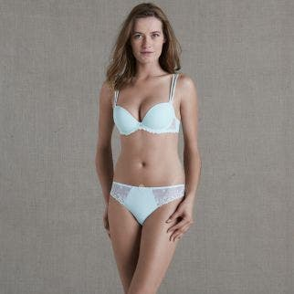 Push-up with racerback bra - Curacao