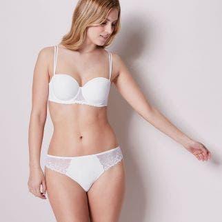 Thong - White