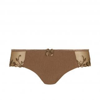 Cotton brief - Amaretto