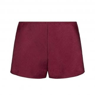 Night-short - Burgundy