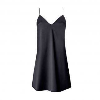 Short nightdress - Black
