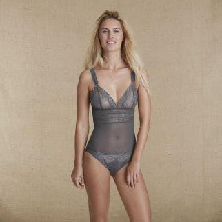 Bodysuit - Grey