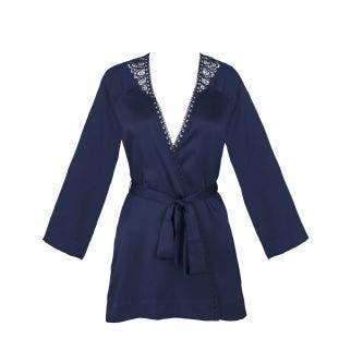 Kimono - Nachtblau