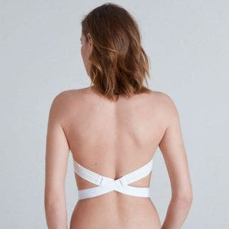 Plunging back accessory - White