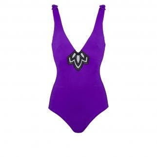 Signature one-piece - Violet