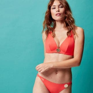 Wireless support bikini triangle - Clémentine