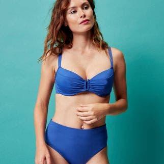 Underwired bikini top - Pacific